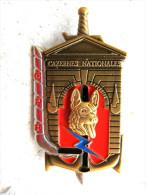 RARE INSIGNE DES PARACHUTISTES TROUPES DE MARINE 3° RPIMa CPR CHIEN NUMEROTE ETAT EXCELLENT JYS 2005 - Armée De Terre