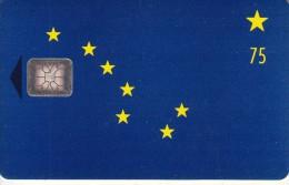 ALASKA - Alaska Flag, First Issue 75 Units($26.25), Tirage 2500, Mint - Altri – America