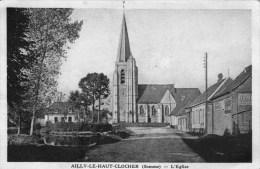 AILLY-le-HAUT-CLOCHER - L'Eglise - - Ailly Le Haut Clocher