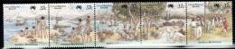 Cocos (Keeling) Islands, 1988, SG 175 - 179, Set Of 5, MNH - Cocos (Keeling) Islands