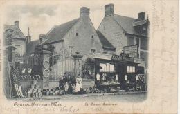 Courseulles Sur Mer - Le Bazar Parisien E. David ( Magasin Commerce ) - Courseulles-sur-Mer