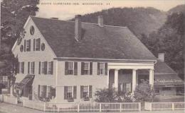 Vermont Woodstock White Cupboard Inn Artvue - United States