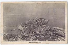 CROATIA - ROVIGNO - PANORAMA - EDIZIONE MUGGIA - 1933 - Kroatien
