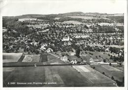 Geuensee - Luftaufnahme         Ca. 1940 - LU Lucerne
