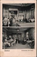 ! Alte Ansichtskarte Dortmund Somborn, Restaurant Jansen - Dortmund