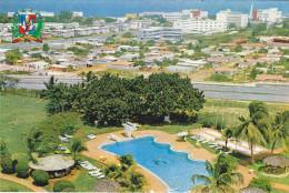 ANTILLES,AMERIQUE,AMERICA ,REPUBLIQUE DOMINICAINE,REPUBLICA DOMINICANA,SANTO DOMINGO,HOTEL EL EMBAJADOR,AMBASSADEUR - Dominicaine (République)