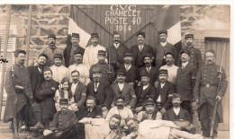 CHAMELET POSTE 40 1914 - France
