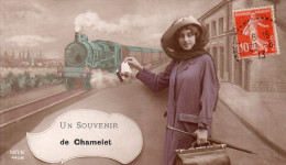 "CHAMELET ""Souvenir"" - France"