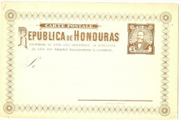 LAC5 - HONDURAS EP CP 3c NEUVE - Honduras