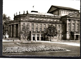 AK : STUTTGART -Staatstheater - Großes Haus - Ca. 1960 - Stuttgart