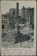 ROMA Chiesa Di S.Pietro - Saluti Da Roma - Formato Piccolo Viaggiata Nel 1903 Retro Indiviso - San Pietro