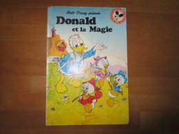 Club Mickey Du Livre Donald Et La Magie - Disney