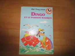 Club Mickey Du Livre   Dingo Et Le Poisson Magique - Livres, BD, Revues