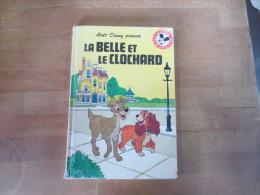 Club Mickey Du Livre   La Belle Et Le Clochard - Livres, BD, Revues