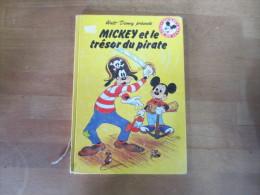 Club Mickey Du Livre   Mickey Et Le Trésor Du Pirate - Livres, BD, Revues