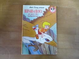 Club Mickey Du Livre     Bernard Et Bianca Au Pays Des Kangourous - Livres, BD, Revues