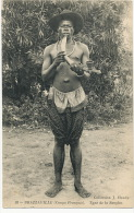 26 Brazzaville Type De La Sangha Coll. Haudy Pipe Drogue Tatouage Tattoo Drug - Brazzaville
