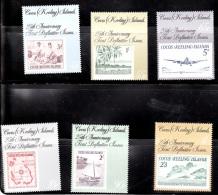 Cocos (Keeling) Islands, 1988, SG 185 - 190, Set Of 6, MNH - Cocos (Keeling) Islands