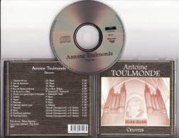 Antoine Toulmonde Oeuvres Chants Et Piano Virton College Saint Joseph - Klassiekers