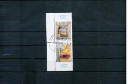 Bosnia And Herzegowina Banja Luka 2003 Europa Cept  Satz Aus MH / Set From Booklet Sauber Gestempelt / Fine Used - 2003