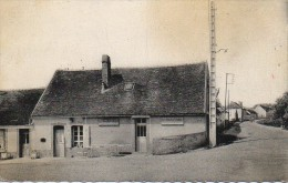 89 HERY  Les Baudières - Carrefour Du Soleil-Levant
