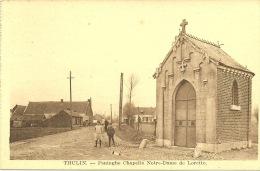 Thulin Chapelle Poninghe Notre Dame De Lorette - Hensies