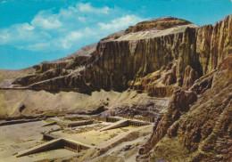 AFRIQUE,EGYPTE,EGYPT,DEIR EL BAHARI,COMPLEXE FUNERAIRE,TEMPLE,TOMBE,LO UXOR,QUEEN HATSHEPSUT,PHOTO LEHNERT ET LANDROCK - Egypte