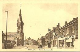 Thulin Place Communale - Hensies