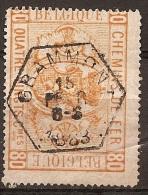 FED-1384          GRAMMONT              Ocb TR  5 - Used