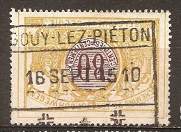 FED-1419      GOUY LEZ PIETON      Ocb TR   39 - 1895-1913