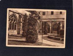 47462   Francia,  Abbaye De Saint-Wandrille,  Dans Le Jardin Du Cloitre,  NV - Saint-Wandrille-Rançon