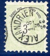 AUSTRIA PO In The LEVANT 1883 Arms 3 Soldi Used.  Michel 9 - Eastern Austria