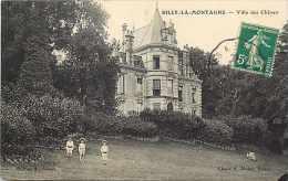 Marne - Ref A362- Rilly La Montagne - Villa Des Chenes -carte Bon Etat  - - Rilly-la-Montagne