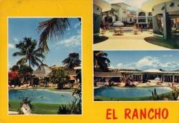 HAITI-HOTEL EL RANCHO - Cartoline