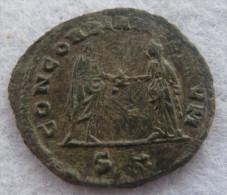 #82 - Aurelianus - CONCORDIA MILITVM - VF! - 7. L'Empire Chrétien (307 à 363)