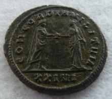 #83 - Aurelianus - CONCORDIA MILITVM - XF! - 7. L'Empire Chrétien (307 à 363)