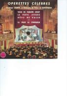 Vinyle 45 Tours / Opérettes Célèbres - Orchestre De Valses De SCHOENBRUN. - Opera