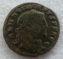 #87 - Maximinus Daza - GENIO AVGVSTI - VF! - 7. L'Empire Chrétien (307 à 363)