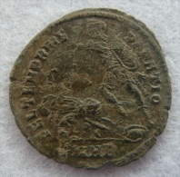 #97 - Constantius II - FEL TEMP REPARATIO! - XF! - 7. L'Empire Chrétien (307 à 363)