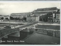 PR052 - PARMA - F.G. VIAGGIATA 1966 - PONTE G. VERDI E PILOTTA - Parma