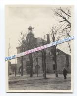 51 HERMONVILLE : PHOTO / LA MAIRIE ET Mr LE MAIRE / 27 MARS 1921................ - Other Municipalities