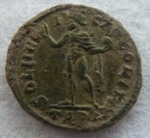 #99 - Constantinus II - SOLI INVICTO COMITI! - VF! - 7. L'Empire Chrétien (307 à 363)
