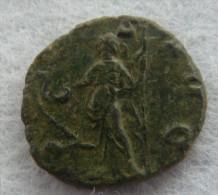 #101 - Claudius II. Gothicus - SPES AVG - VF! - 5. L'Anarchie Militaire (235 à 284)
