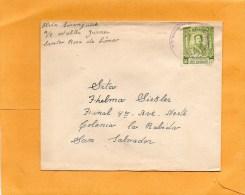 Peru Old Cover Mailed - Peru