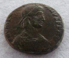 #105 - Constantius II - FEL TEMP REPARATIO! - F! - 7. L'Empire Chrétien (307 à 363)