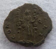 #107 - Aurelianus - CONCORD LEGI - VF! - 7. L'Empire Chrétien (307 à 363)