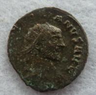 #108 - Aurelianus - CONCORD MILIT - VF! - 7. L'Empire Chrétien (307 à 363)
