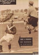 JOURNAL MIROIR SPRINT  BORDEAUX  RACING N° 176   1949 - Unclassified