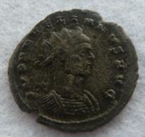 #111 - Aurelianus - RESTITVTOR GENTIS - VF! - 7. L'Empire Chrétien (307 à 363)