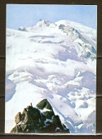 Le Massif Du  Mont-Blanc. - Chamonix-Mont-Blanc